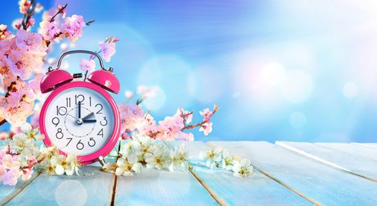 Preparing to Spring Forward [INFOGRAPHIC]